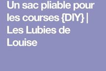 SAC PLIABLE Courses
