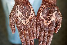 Mehendi / Occasion mehendi, henna, body art / by DesiLoop BySSK
