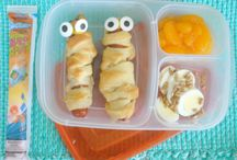 Kid's School Lunches / by Charlotte Taucher