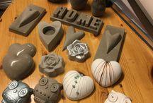 Concret products
