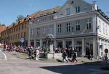 Helsingborg / Sommarens semester- och födelsedagsresa går till Helsingborg :)