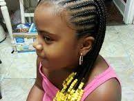 Little girls hairstyles / Hair