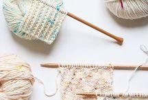 Lanas - wool - fiber - yarn