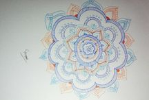 mandala art zentangle art
