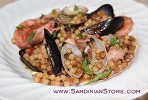 Ricette tradizionali della Sardegna / I piatti tipici della cucina tradizionale sarda.