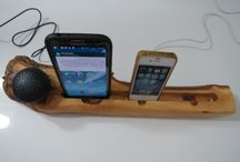 Mobile Stations / Good looking docking stations for mobile devices