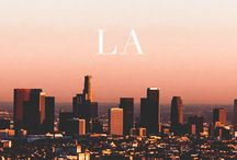 Los Angeles, City of Angeles / Pictures of my dream city, Los Angeles