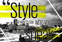 Fashion Quotes / Quotes about fashion lovers!