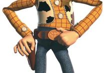Woody for Will's costume