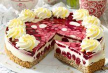 Kuchen + Obst