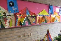 thema circus / thema circus voor groep 2