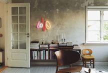 Paint effects& wallpaper