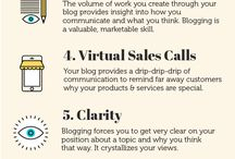 Blogging Brilliantly / Everything you need to know about blogging.