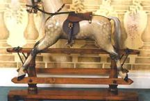 Rocking Horses / by The Pampered Artist Andrea May