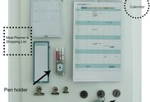 Organization: Office / by Heather Smythe