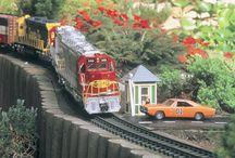 malý železničář