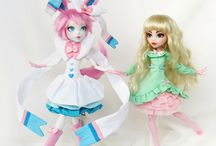doll  customisation