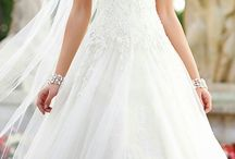 Wedding dress / What I might ware