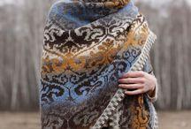 вязание - кауни