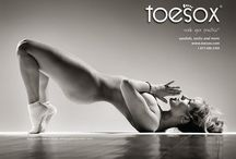 Toesox and more / It's all about the lovely Toesox and yoga! And more off course ;-)