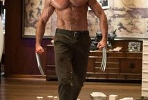 Hugh Jackman - Wolverine!  / Only the sexiest man alive