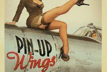 Aviones: Pin Ups
