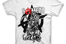 Sons Of Anarchy - koszulki męskie / Oryginalne koszulki męskie z motywem z serialu Sons of Anarchy.
