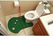 Golf bevok