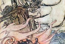 Norse Germanic mythology
