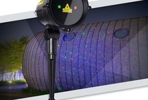Top 10 Best Christmas Laser Light Projector for Outddor Decoration