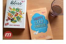 Traveling Books / Buku-Buku Traveling