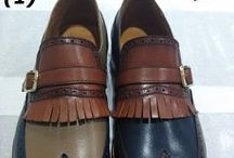 Leather Shoes / Hand Made Leather Shoes Factory