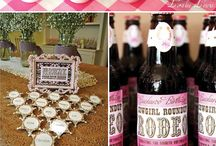 Cowgirl and cowboy party theme / Cowgirl and cowboy party theme