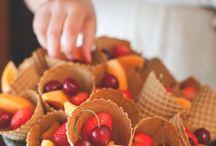 Snack dolci per festa