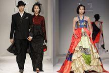 Hanbok / Hanboks - traditional and modern