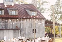 Rustic wedding inspiration / Because no ordinary wedding will do