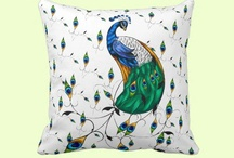Posh Peacocks / I love peacocks!  This board features fabulous peacock finds, photos and more.