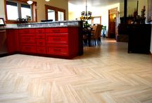 Our Installations / Photos of tile and stone installed by Rocky Mountain Tile and Stone.
