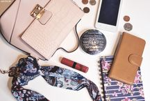 What is in my bag? / www.alovelystyle.com
