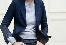 Fashion goals / Trendy and minimalistic clothew.