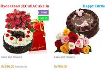 Order Online Cake to Hyderabad - CallACake.in