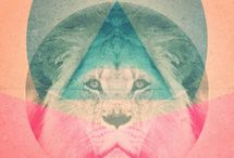 We are LEO, hear us ROAR! / inspired by and a tribute to Leos