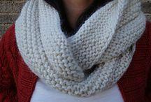 Knitting / by Michelle (Laverdiere) Baysan