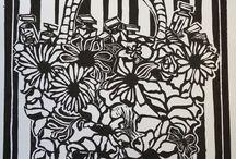 myls lino prints