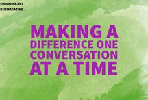 Inspiration~Making a Difference