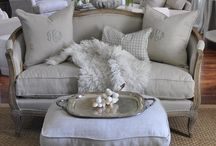 living room furniture french country