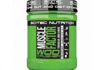 WOD - Antrenamentul Zilei / Antreneaza te eficient orice sport ai face cu noua gama de la Scitec Nutrition special conceput pentru sporturi functionale alergare, inot, crosfitt, sporturi de lupta etc..