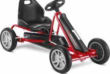 Trampbilar / Trampbil för barn - RollyToys - PUKY - BERG Toys - Etrendstore.se