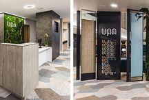 UPA reabilitacijos centras, Druskininkai / rehabilitation center interior