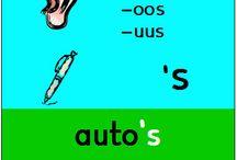 Spellingplaten